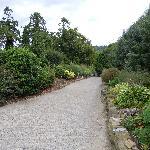 Roughgrange Farm Driveway.