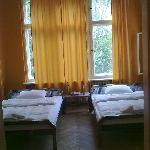 La habitación es perfecta