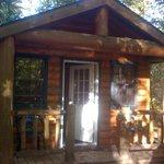 Outside Cabin #52 2009