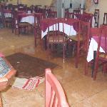 ebenfalls Restaurant unter Wasser
