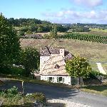 Looking towards Pre de l'aubier from Puy St Guilleme