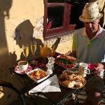 breakfast at la bodega