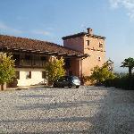 Mason Vicentino Villa San Biagio: visione ampia zona camere.