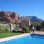 Canyon Villa Pool and Incredible View