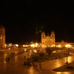From the Balcones at night