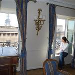 Hotel Eiffel Trocadero Foto