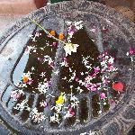 Budha footprints