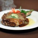 FIRE Steakhouse Steak