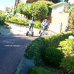 Lombard Street (World's Crookedest Street)