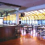 """Enjoy our onsite lounge & restaurant """"Addy's"""""""