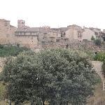 Pedraza pronounced Pedratha by locals.