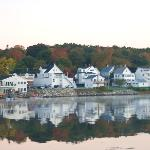 Boothbay in early October