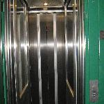 The tiny elevator