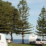 Foto de Port Vincent Caravan Park & Seaside Cabins