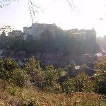 Blick auf Bautzen vom Protschenberg