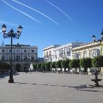 Plaza de la Libertad/Marktplatz