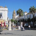Plaza de la Libertad von der anderen Seite