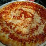 Large Pizza at Grotto Pizza Long Neck