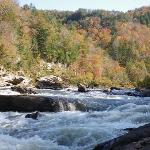 Sweet's Falls on the Gauley (lunchspot)