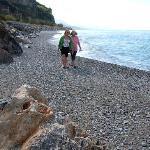 Beach at Guardia Piemontese Marina
