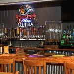 Rooster's Tap House - Complete with 20 beers on tap