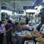 Auf dem Dong Xuan Markt