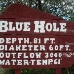 Beschreibung Blue Hole