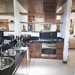 Villa Seriska Fully equipped kitchen