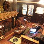 Porcupine living room
