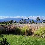 View from our room looking at Mauna Lea