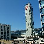 Hotel direkt am Hauptbahnhof Berlin...das ist gut