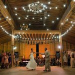 First Dance At A Moose Creek Ranch Wedding