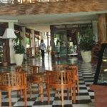@ The Hotel Lobby