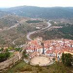 Altstadt mit Mauer
