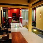 serenity spa wiht 3 private treatment rooms