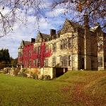 Gisborough Hall - Front of Hotel