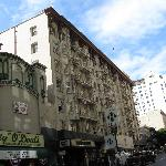 Hotel Exterior (Geary Street)