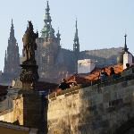 Charles Bridge/Castle View