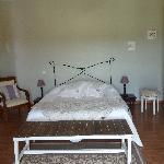 The Peche de Vigne room