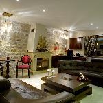 Byzantinon Hotel Reception
