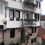 Vila Mal Sv. Kliment in Ohrid, Macedonia