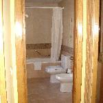 Zenit Imperial bathroom, Valladolid, Spain