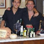 Lorenzo and Anthony