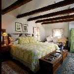 Spacious and homey guest rooms