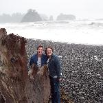 La Push Beach - watching for wolves