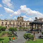 Plaza de Armas, Guadalajara, Méx