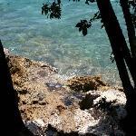 piccola spiaggia A Duga Luka