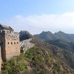 Jinshanling wall