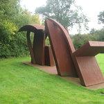 Ironbridge Open Air Museum of Steel Sculpture