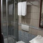 バスルームもきれいでした